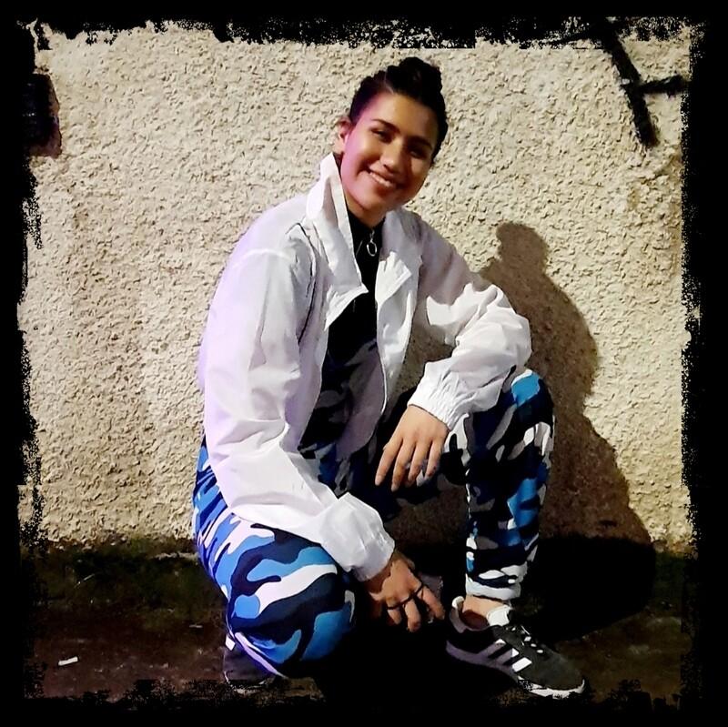 Hip Hop with Ursula: Tuesdays 6-7 pm
