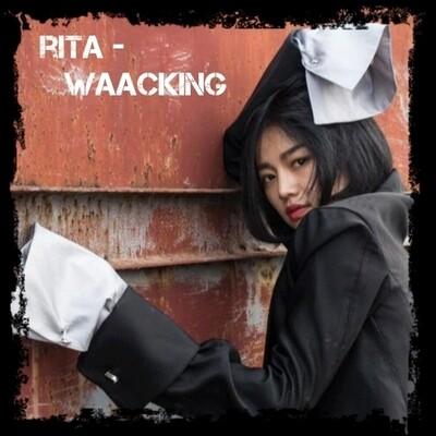 Waacking with Rita: Mondays 7-8 pm
