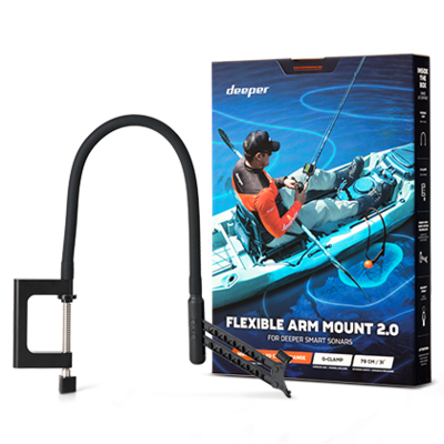 Support Deeper Flexible Arm Mount 2.0