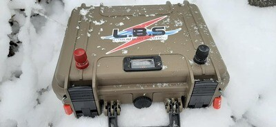 Batterie lithium CAMP 12 V 68 A