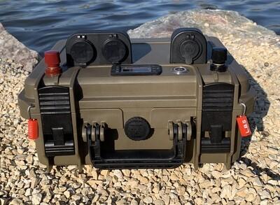 Batterie lithium CARP BASE 12 V 102 A (en stock - départ immédiat)