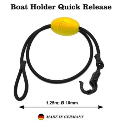 Système attache rapide bateau Poseidon (flotteur jaune)