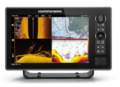 Echosondeur Humminbird Solix 10 G3 MEGA SI+ / + Sonde