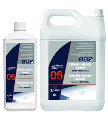 06 shampoing nano-cire Nautic Clean