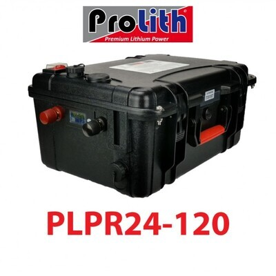 Batterie Prolith PLPR 24V 120A