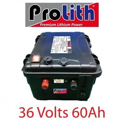 Batterie Prolith PLPR 36V 60A