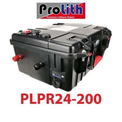Batterie Prolith PLPR 24V 200A