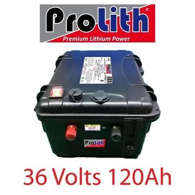 Batterie Prolith PLPR 36V 120A