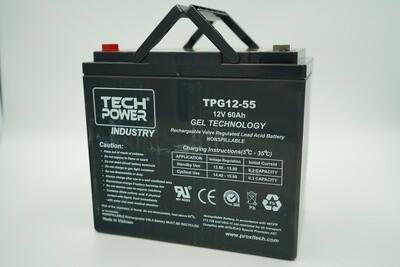 Batterie GEL  12 V - 80 A