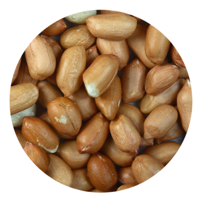 3 kg arachides