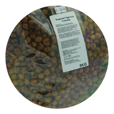 Graines Préparées Tigernuts sac de 5Kg