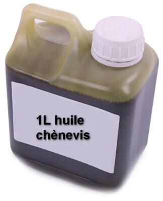 1L huile chènevis