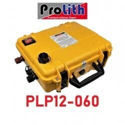 Batterie Prolith 12V 60A
