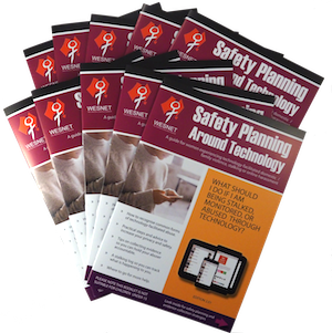 Safety Planning Booklets - 60 pack