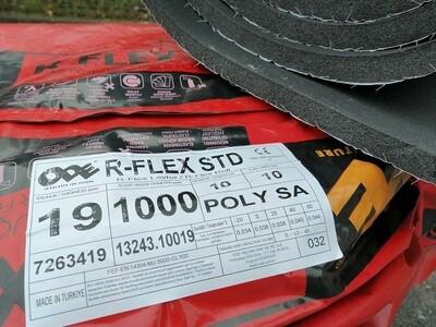 Вспененный каучук K-FLEX 19 мм самоклеющийся