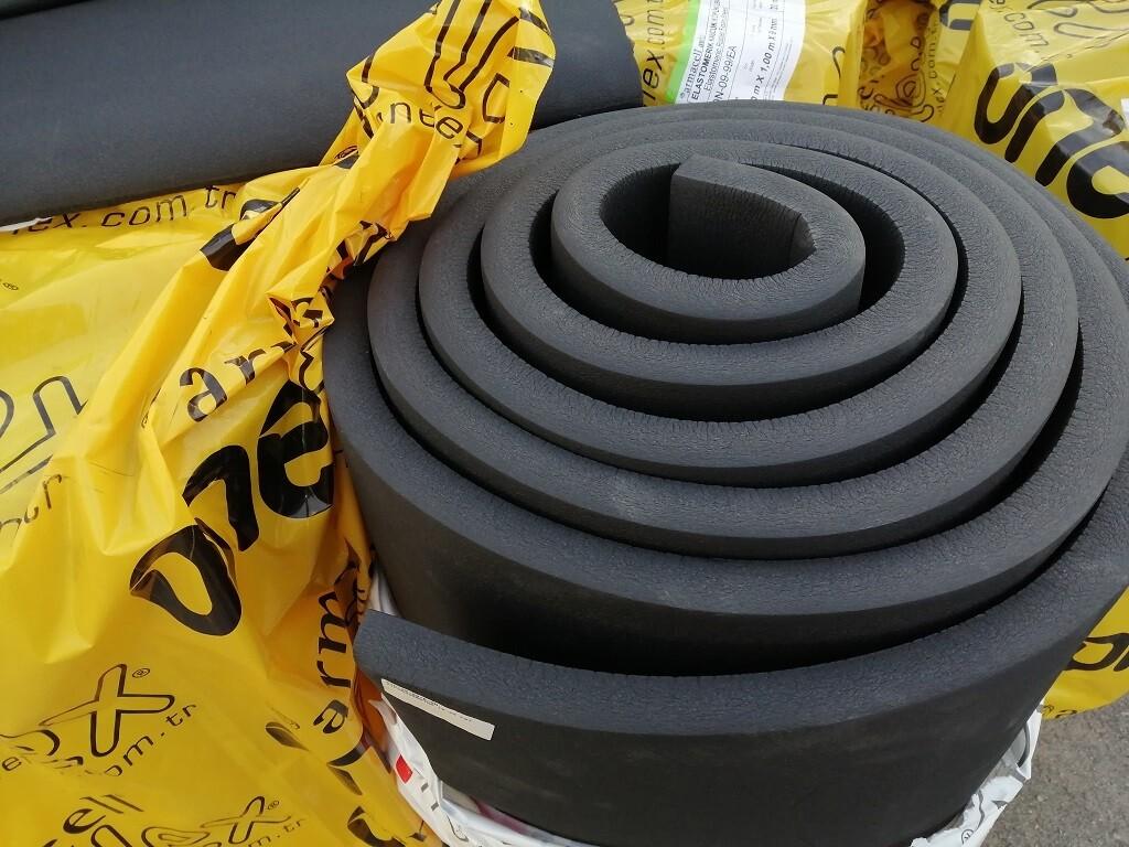 Вспененный каучук K-Flex 25 мм