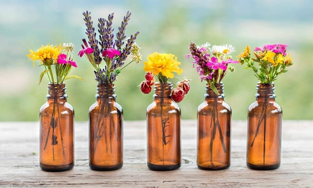 Esencia floral kármica personalizada