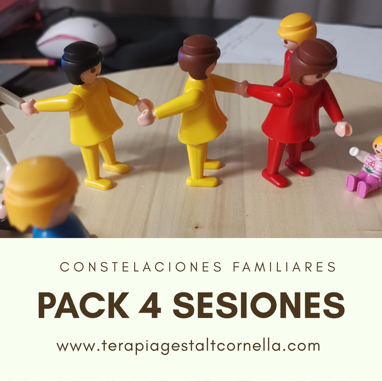 Pack de Constelaciones Familiares a distancia