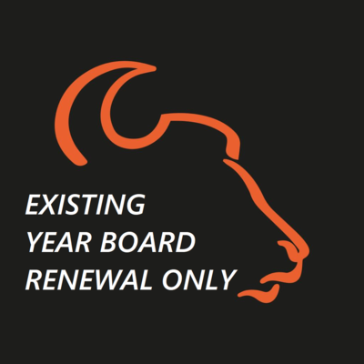 Existing Renewal Only - RUNNER Year Membership