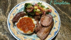 Dinner - Braai Pack with Sides - 1 x Person
