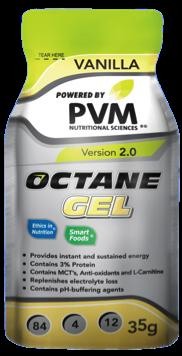 Octane Gels - Packet of 20's