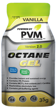 Octane Gels - Packet of 20's