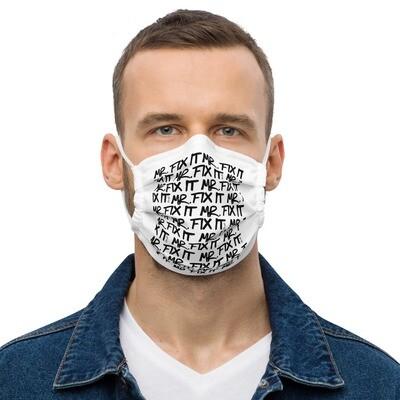 Mr Fix It - Premium face mask