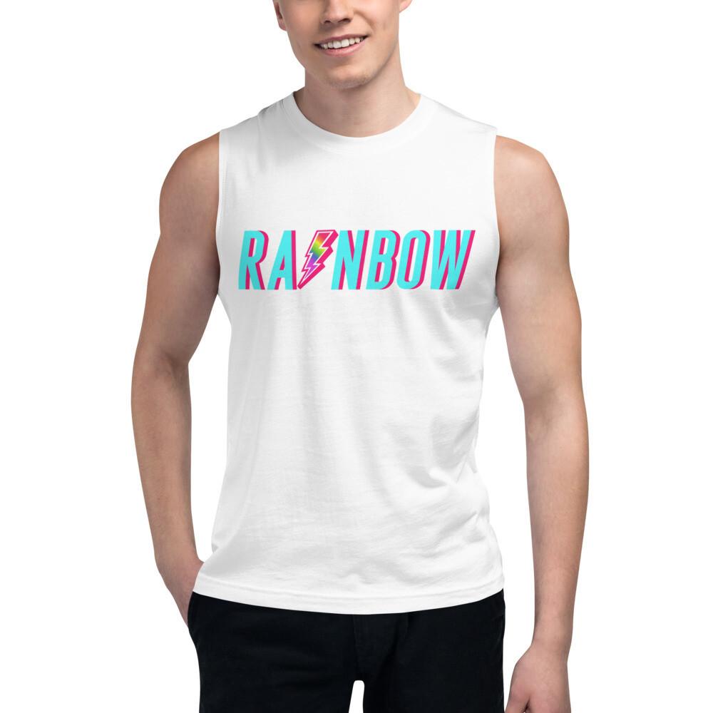 The Rainbow Muscle Shirt