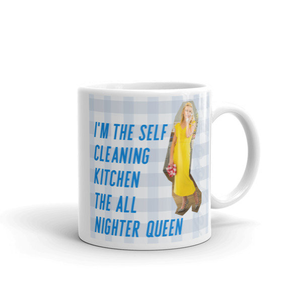 Self Cleaning Kitchen-Mug