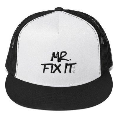 Mr. Fix It-Trucker Cap