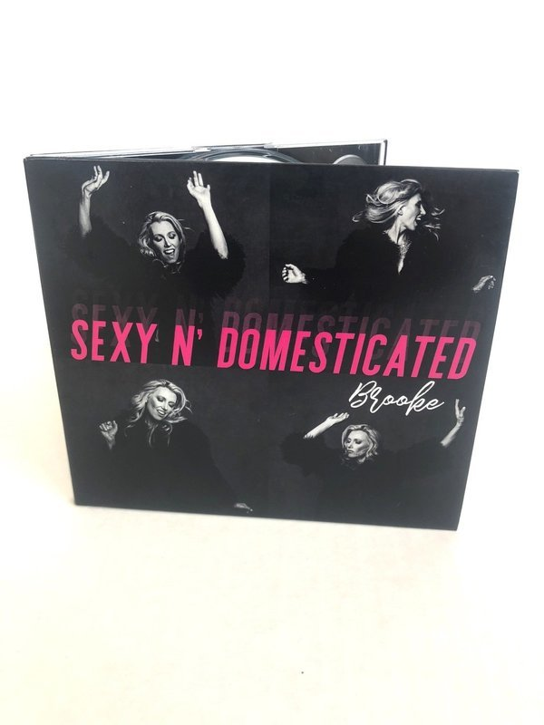 Sexy N' Domesticated-CD