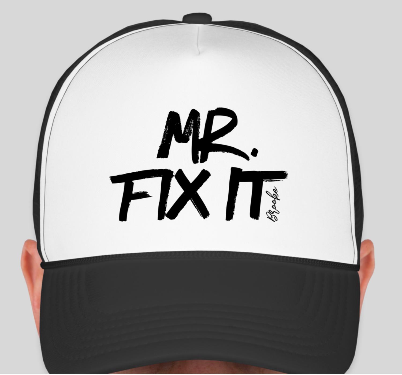 Mr. Fix It- Trucker Hat