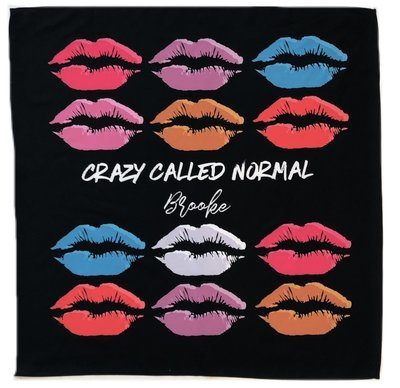 Crazy Called Normal-Bandana