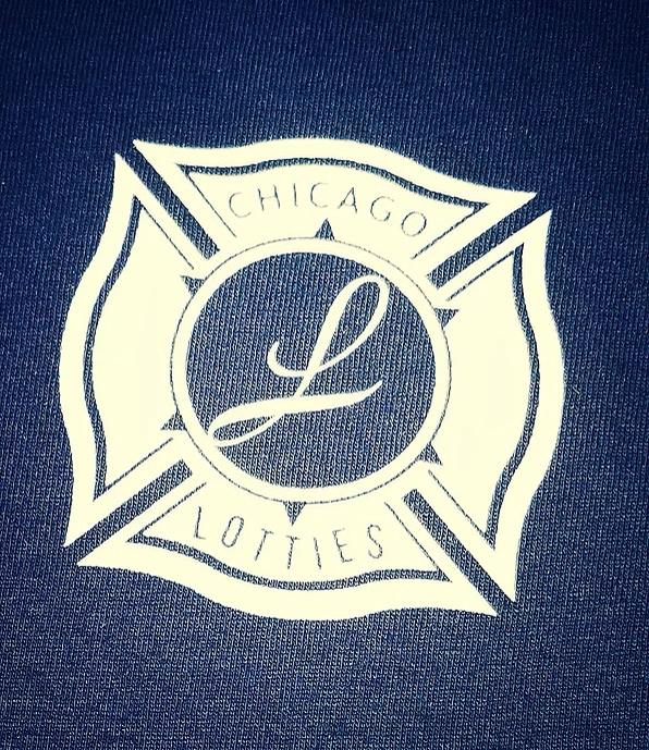 LOTTIE'S Unisex T-Shirt (White Design)