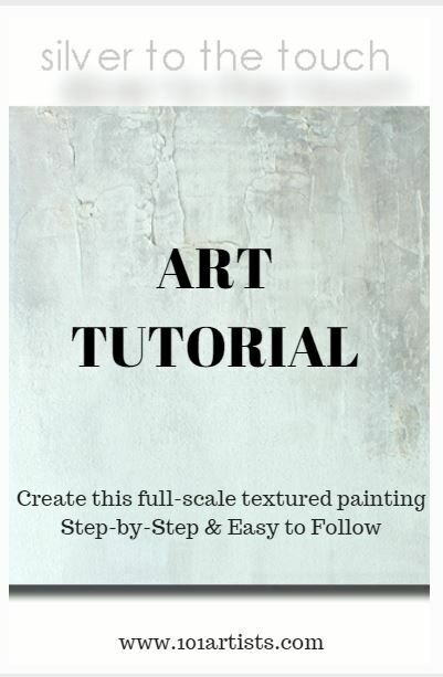 Abstract Art Painting Class Tutorial
