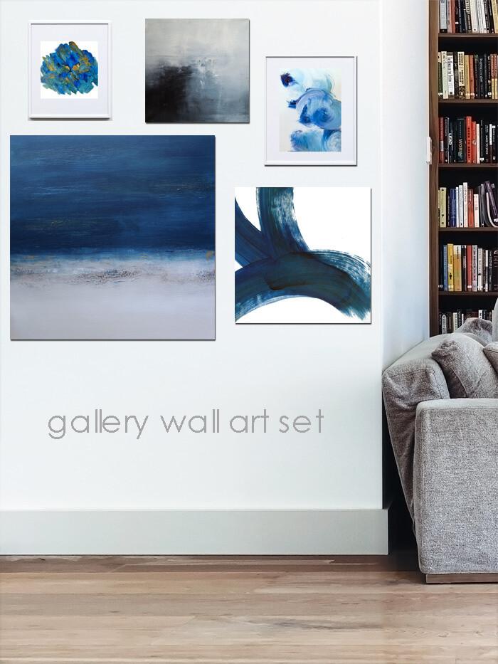 GALLERY WALL ART - PRINTS | Full Set
