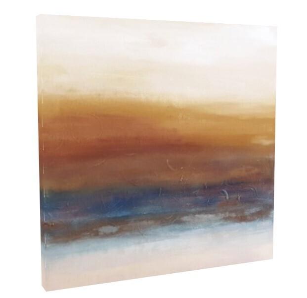 Landscape Art Painting Canvas Giclee Print - BEL AIR DRIVE