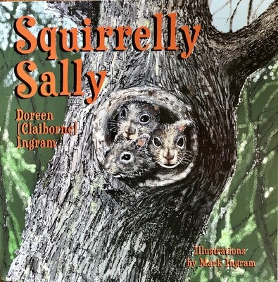Squirrelly Sally - Soft Cover