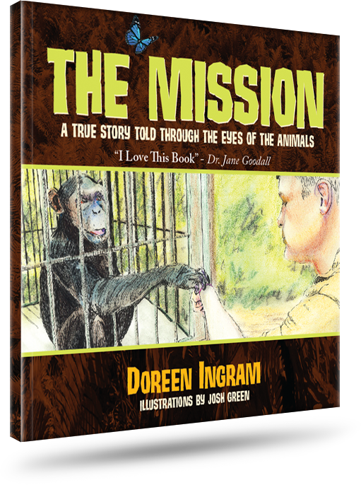 The Mission - Hard Cover