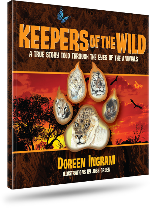 Keepers of the Wild - Hard Cover