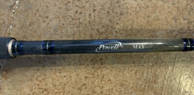 01-Pre-owned Powell Max 806CB Casting