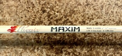 01-Pre-owned Phenix Maxim MAX-S 610ML Spinning