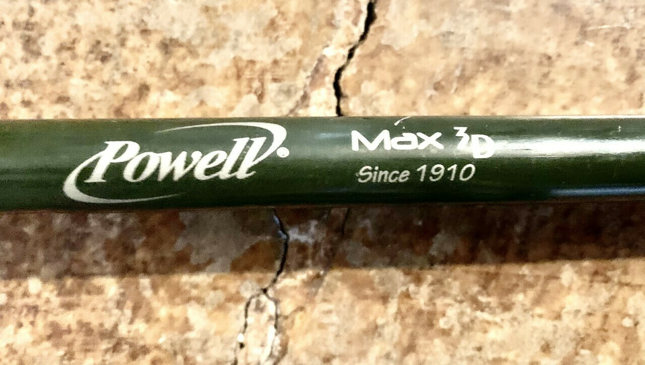 01-Pre-owned Powell Max3D 795 MMH Casting