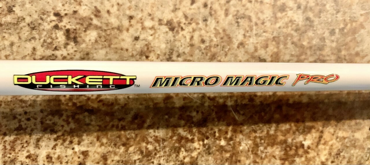 01-Pre-owned Duckett Micro Magic Pro DFMP66MHC Casting
