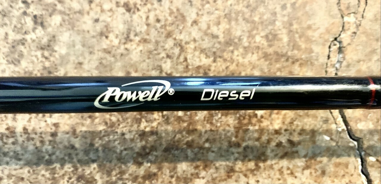 01-Pre-owned Powell Diesel 6103 MEF Spinning
