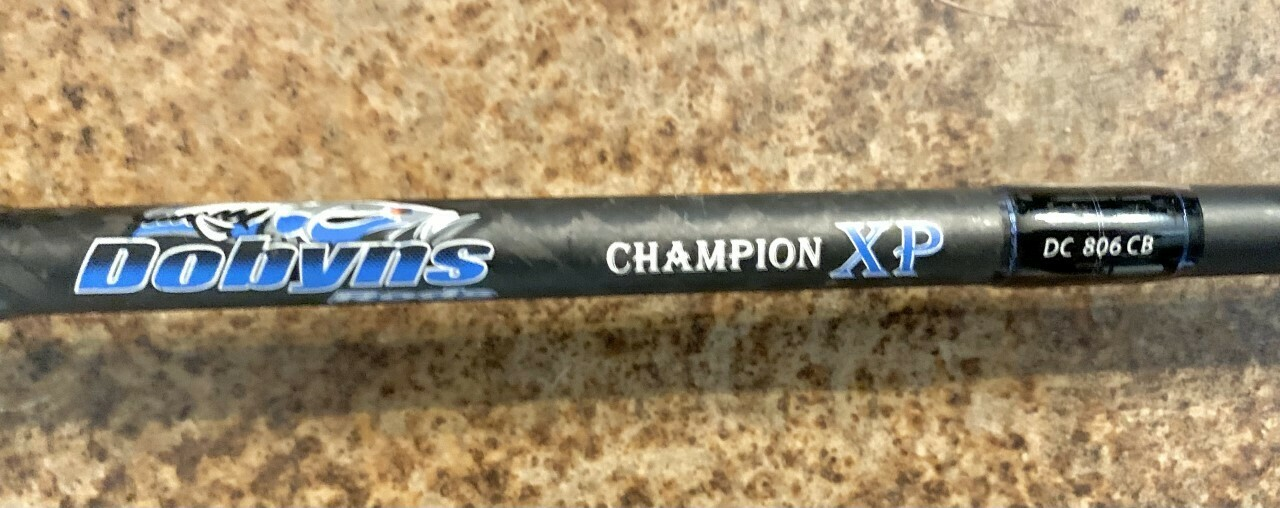 100-Pre-Owned Dobyns Champion XP 806CB Casting