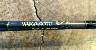 01-Pre-owned Yamamoto SM3701M Spinning