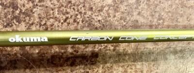 01-Pre-owned Okuma Carbon Concept C3X-C-661MH Casting