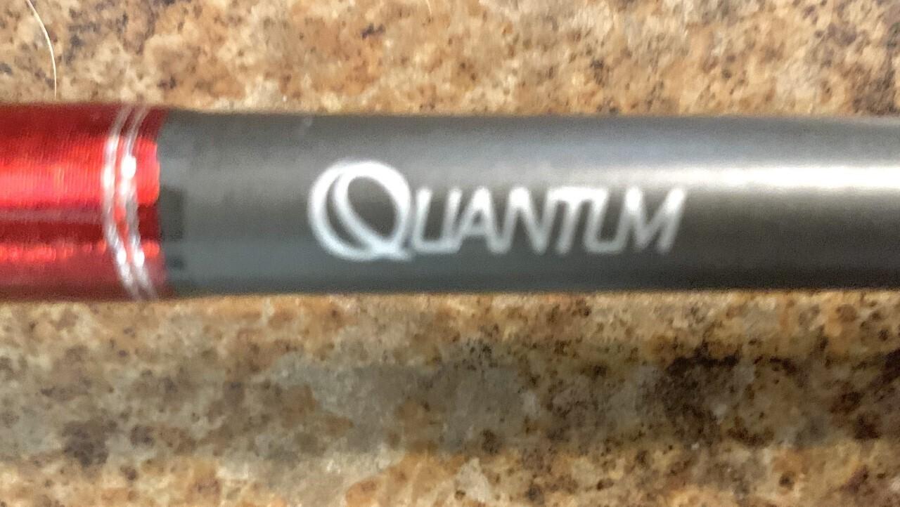 01-Pre-Owned Quantum Tour KVD TKVDC6106FB Casting