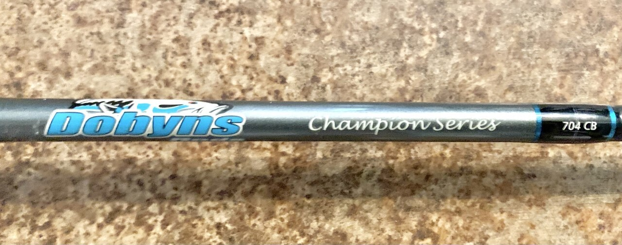 100-Pre-Owned Dobyns Champion 704CB Casting